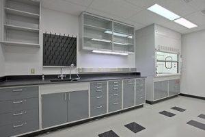 Bàn thí nghiệm cho phòng thí nghiệm vi sinh