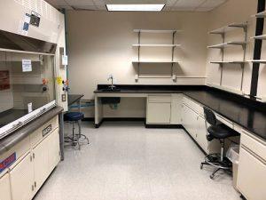 Bàn thí nghiệm nhựa CE Phenolic cho nhà máy vật lý hóa sinh