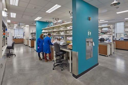 Thiết kế phòng thí nghiệm cho năng suất tối đa