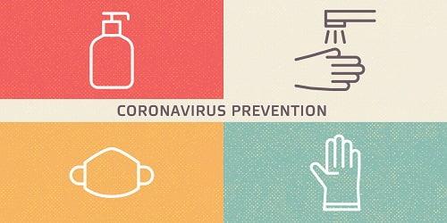 Giao thức cho các hành động thường ngày với các trường hợp COVID-19