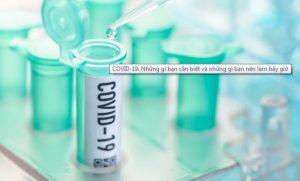 Đánh giá và kế hoạch phòng ngừa rủi ro COVID-19