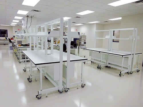 Lập kế hoạch xât dựng dự án cải tạo các phòng thí nghiệm