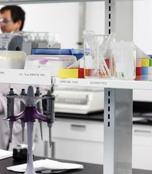 Nguyên tắc thiết kế phòng thí nghiệm nhỏ gọn độc đáo