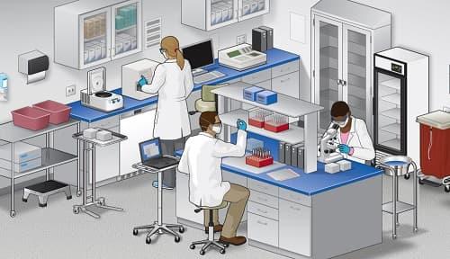 Quản lý thiết kế lại phòng thí nghiệm