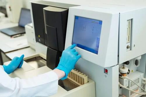 Làm sạch hiệu chuẩn sửa chữa để bảo trì thiết bị phòng thí nghiệm