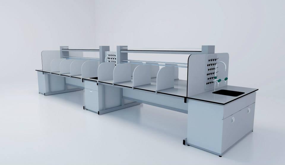 Cân nhắc khi thiết kế bàn thí nghiệm cho phòng thí nghiệm của bạn