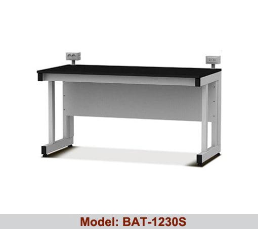 Bàn thí nghiệm áp tường cơ sở BAT-1230S