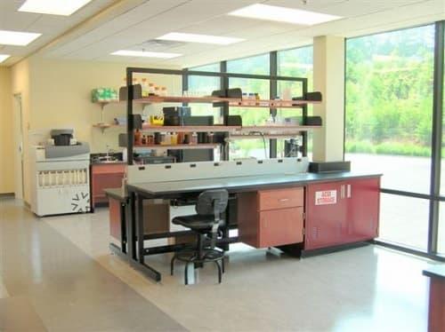 Ưu điểm của nội thất phòng thí nghiệm mô-đun linh hoạt