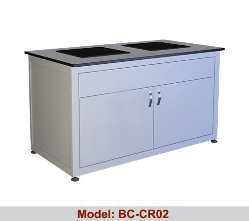 Bàn cân chống rung đôi BC-CR02