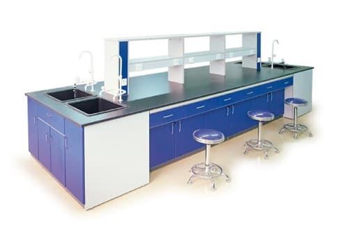 Bàn thí nghiệm hóa chất chất lượng cao phòng thí nghiệm