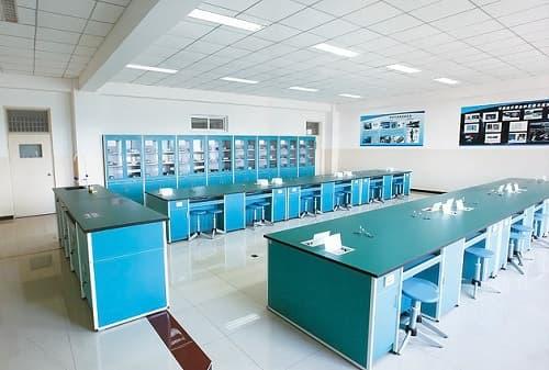 Mặt bàn thí nghiệm thép không gỉ để khử trùng và độ bền