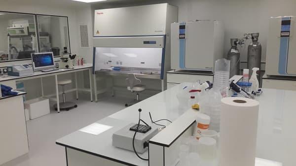 Phòng thí nghiệm nuôi cấy tế bào an toàn