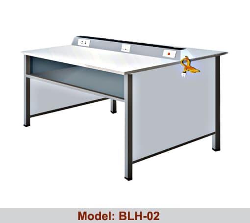 Bàn thí nghiệm vật lý mẫu BLH-02