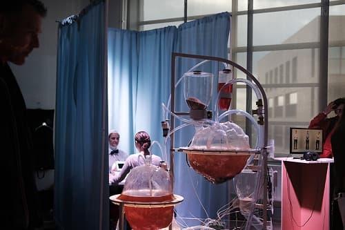 Kiểm tra tổ chức không gian nội thất phòng thí nghiệm