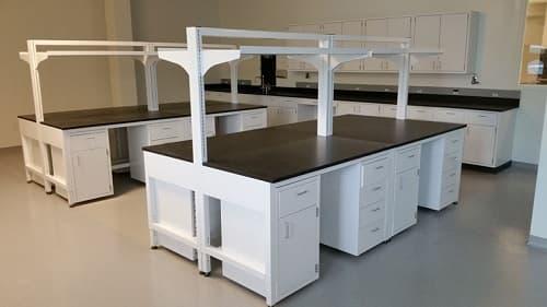 Thiết kế nội thất phòng thí nghiệm miễn phí